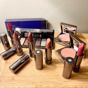 8 Full Size New Lise Watier makeup Eyeshadow Palette Lipsticks Blush